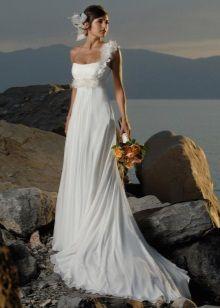 Свадебная прическа для пляжной свадьбы