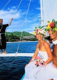 Свадебное платье для церемонии на Бали