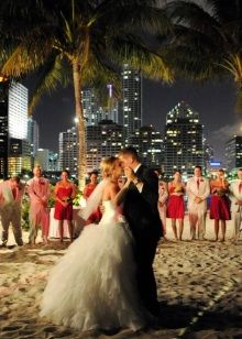 Свадебное платье для свадьбы в Маями