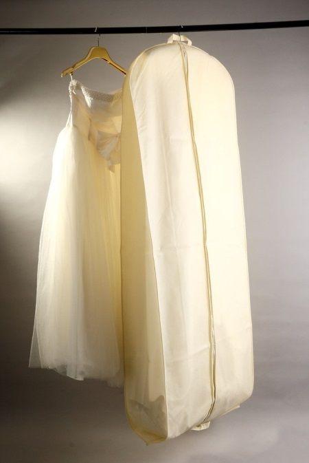 Чехол для свадебного платья