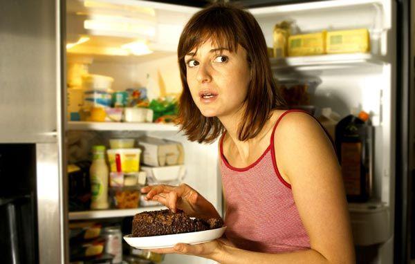 ночные походу к холодильнику