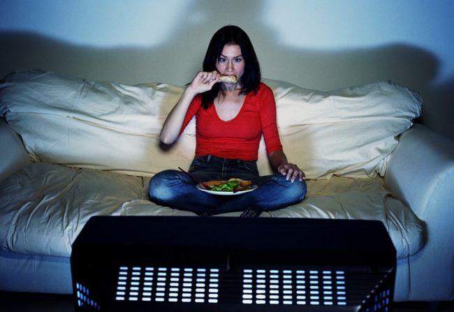 ночью хочется есть