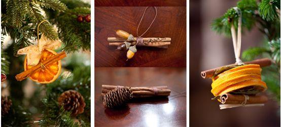 ароматные игрушки на елку