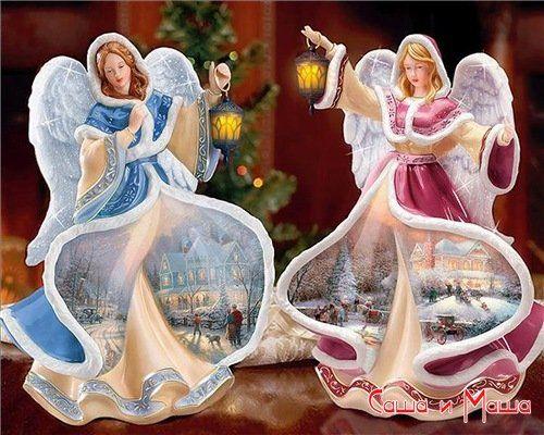 Подарок близким на Рождество