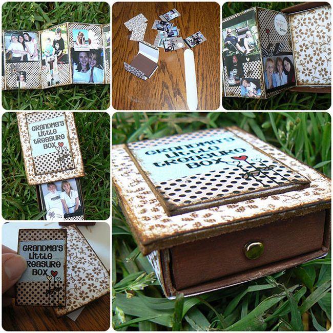 Поделки из спичечных коробков: подарки, мебель, игрушки