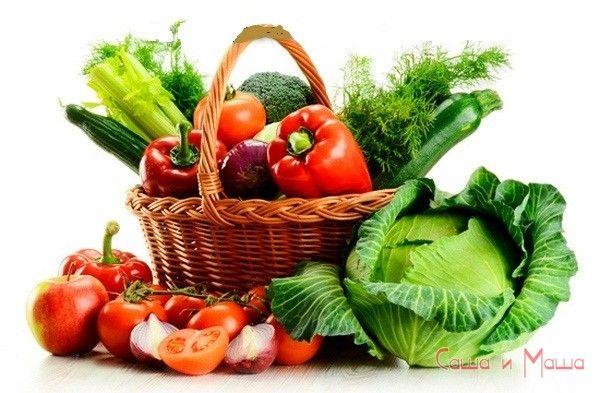 продукты для здоровья и красоты