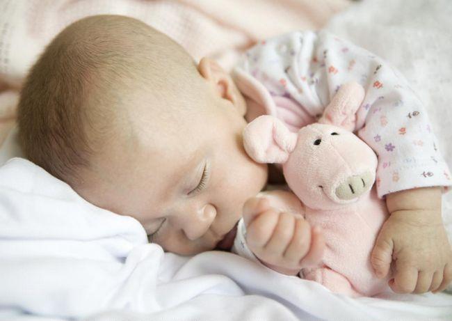 Полезный дневной сон: укладываем ребенка спать днем