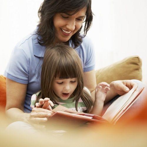 Правильно учим детей читать