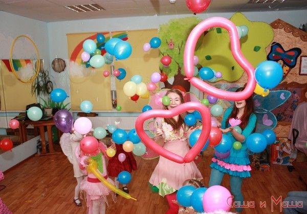 детский день рождения девочке