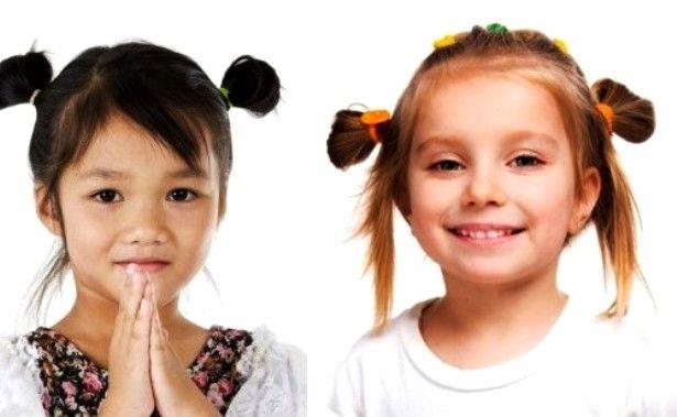 Прически в школу для девочек