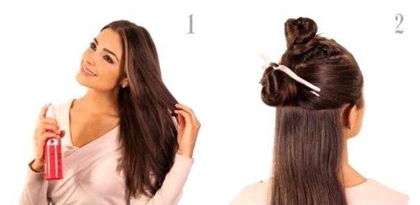 Как крутить волосы на плойку
