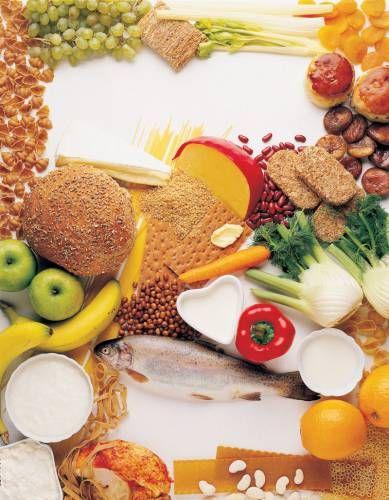 Принципы здорового питания или как питались наши предки.