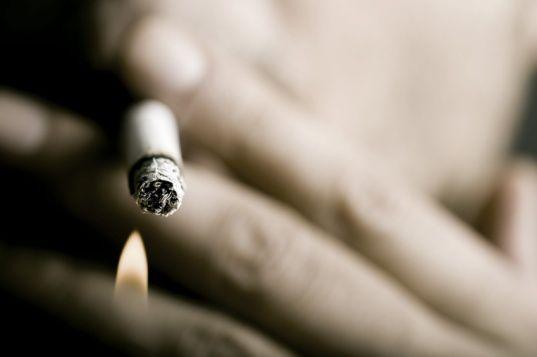 Приворот (заговор) на сигарету