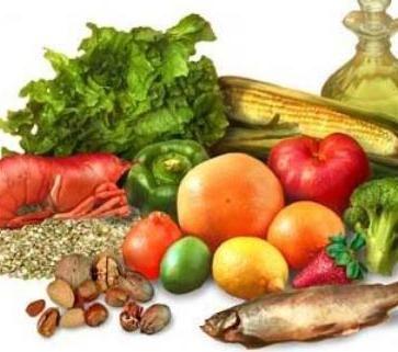 Продукты, способствующие оздоровлению организма
