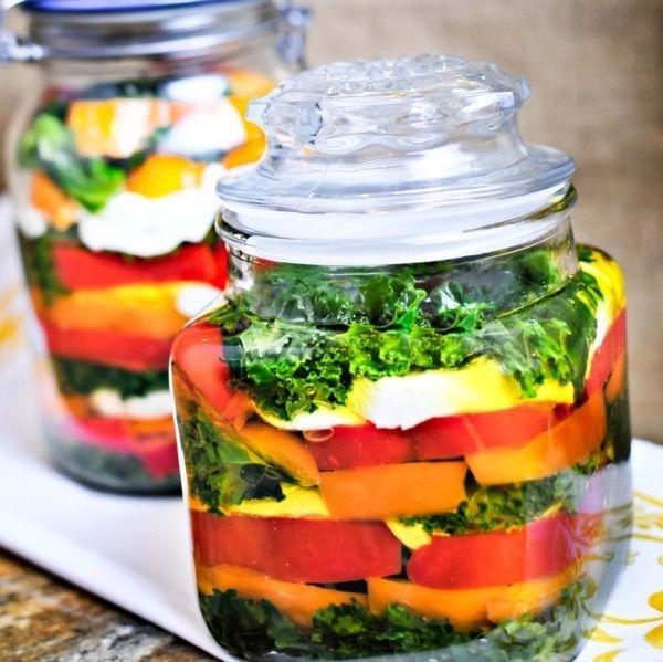 Простые и быстрые, но очень вкусные заготовки: овощное ассорти на зиму