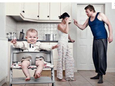 Психология: муж бьет, что делать