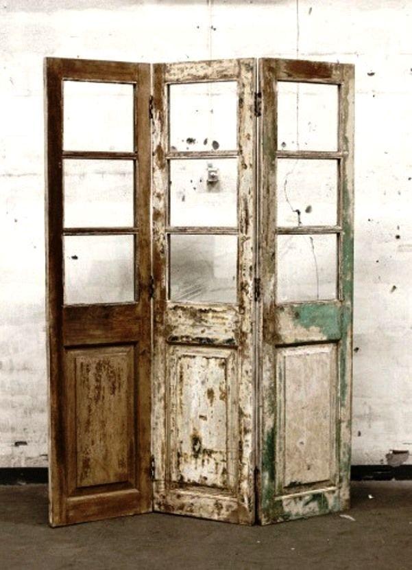 Дверные створки