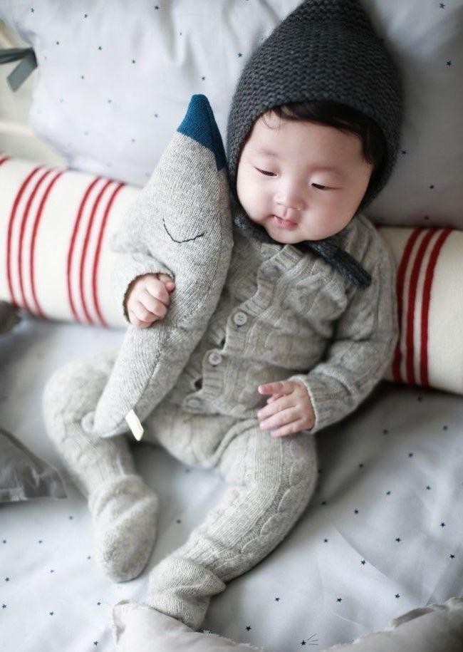 Размеры одежды для новорожденных
