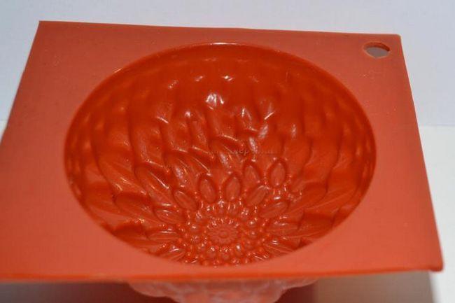 форма для мыла
