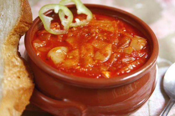 Рецепт приготовления лечо из сладкого перца на зиму