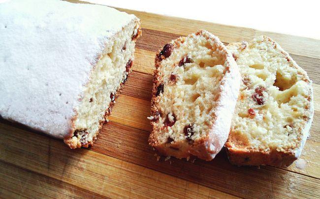 Рецепт сметанного кекса