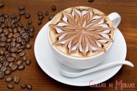 Рецепты приготовления кофе латте и капучино