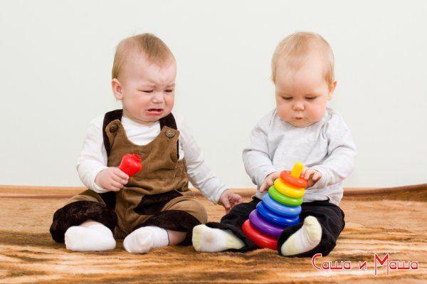 Детская ревность игрушки