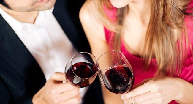 Бокал хорошего вина