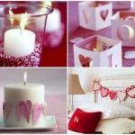 Свечи, всюду свечи