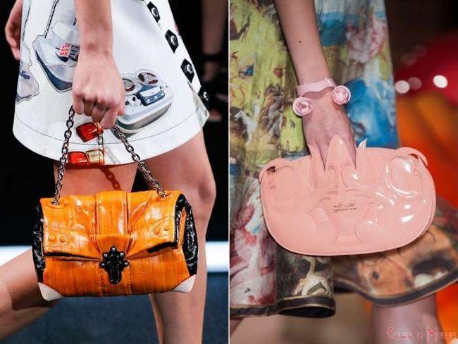 сумки весна 2015