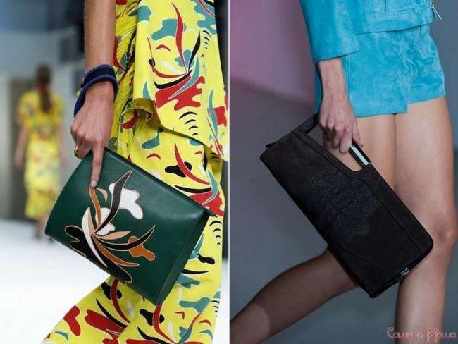 модные сумки весна лето 2015