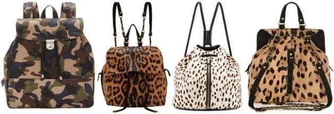 Модные женские рюкзаки: осень-зима 2015-2016 – стильно, комфортно и эффектно!