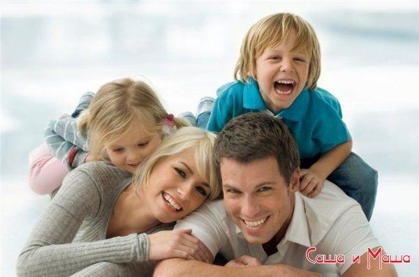 Секреты семейной гармонии родителей с детьми