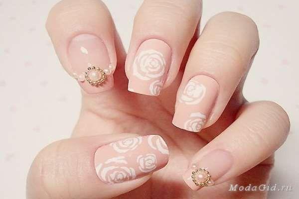Дизайн ногтей шеллаком 2016 фото(38)