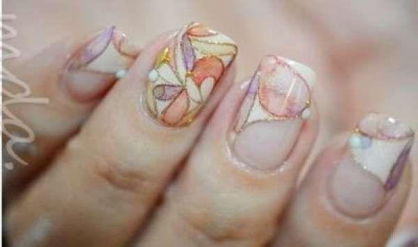 Дизайн ногтей шеллаком 2016 фото(39)