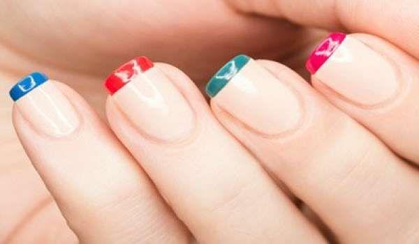 Дизайн ногтей шеллаком 2016 фото(56)
