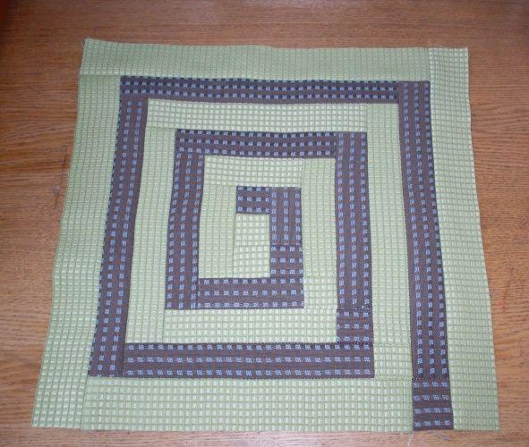 Шьем для ребенка развивающий коврик