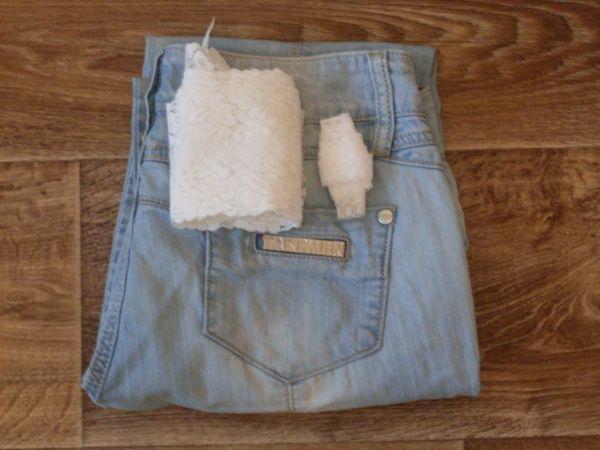 Шьем джинсовую сумочку своими руками