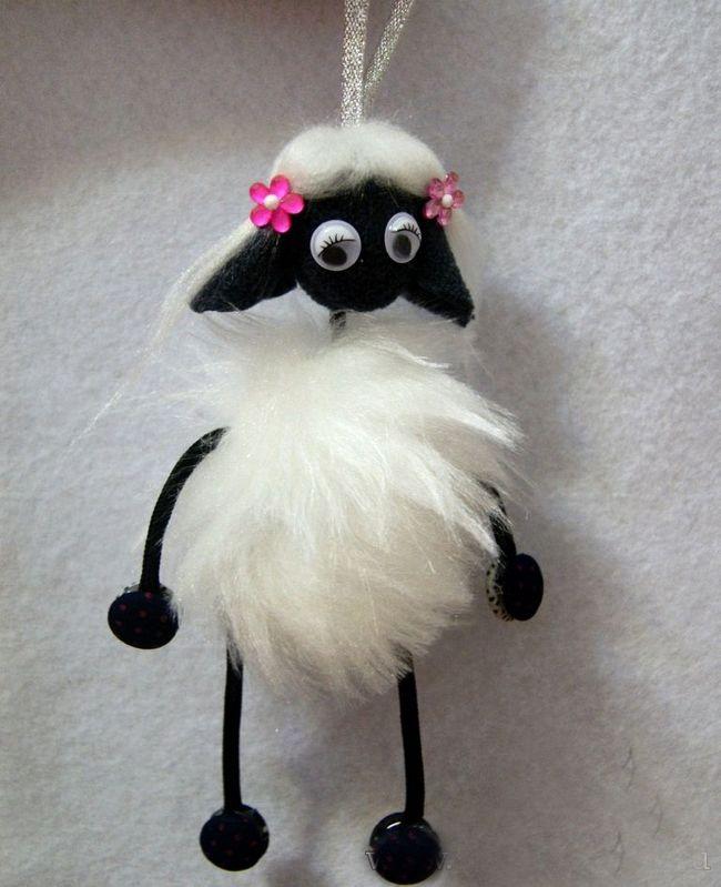 готовая овечка
