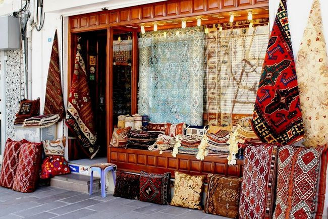 Небольшой магазин