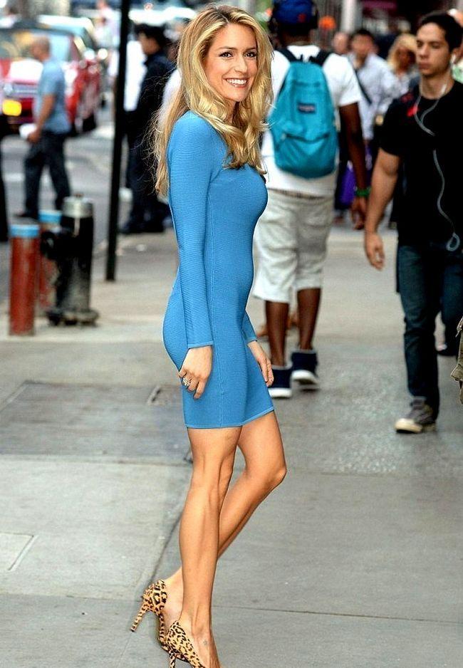 Синее платье: все дело в оттенке