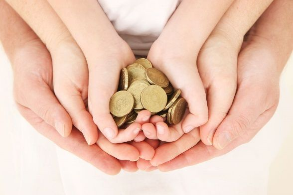 Сколько денег давать ребенку на карманные расходы