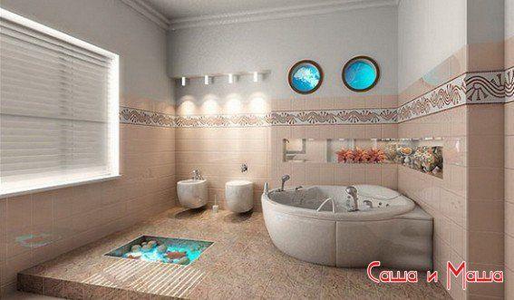 Советы ванной комнаты
