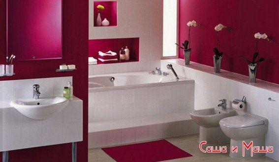Советы ванны комнаты