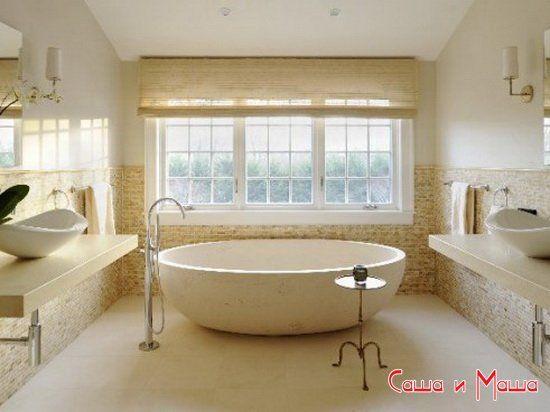 Советы по ванной комнаты