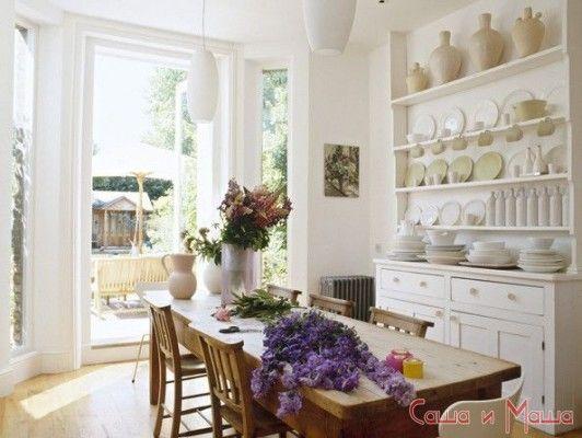 Стиль кантри в интерьере дома