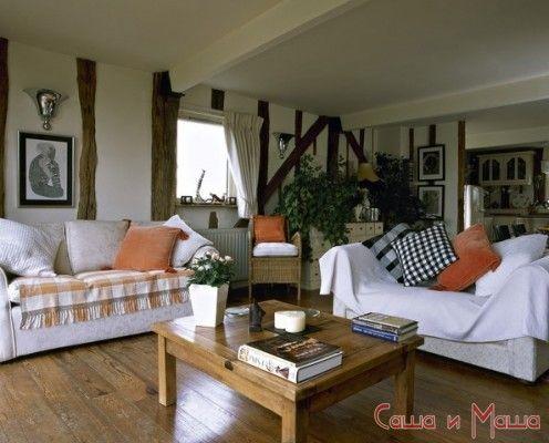 Стиль кантри в интерьере дома лучшие идеи