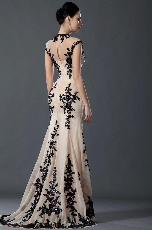 Стили вечерних платьев