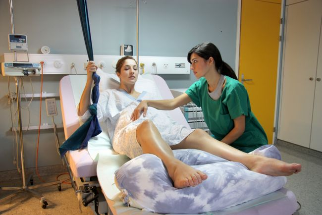 Стимуляция родов в домашних условиях