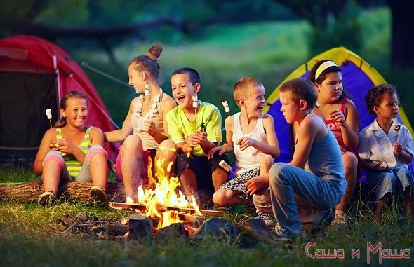Стоит ли отправлять ребёнка в лагерь